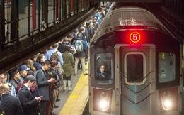 Thua lỗ nặng nề, tàu điện ngầm New York tính giảm nửa công suất nếu không có 12 tỷ USD trợ cấp