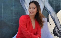 """Từ ca sỹ trở thành lãnh đạo thành công tại Mỹ, cô gái Việt khẳng định: """"Nếu học xong mà về Việt Nam luôn, thứ cầm theo chỉ là một tấm bằng"""""""
