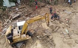Bộ trưởng Trần Hồng Hà chỉ ra nguyên nhân xảy ra hàng loạt vụ sạt lở đất
