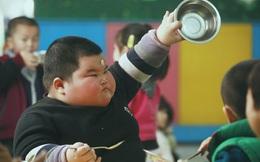 Trung Quốc đối mặt với nỗi lo trẻ em béo phì