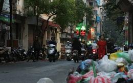 Hà Nội: Công nhân môi trường được trả lương, rác ùn ứ được giải tỏa
