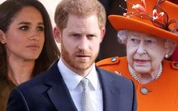 """Hoàng gia Anh gây xôn xao khi có động thái """"ngay trong đêm"""" nhằm dứt khoát loại bỏ vợ chồng Meghan Markle ra khỏi gia tộc"""
