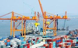 Thâm hụt thương mại lần đầu sau 6 tháng liên tục thặng dư