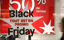 Doanh nghiệp bán lẻ châu Âu lo thua cuộc trước Amazon mùa Black Friday