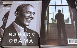 First News được chọn là đơn vị xuất bản hồi ký A PROMISED LAND của cựu Tổng thống Obama tại Việt Nam