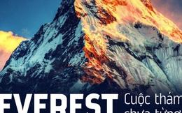 """Cuộc thám hiểm chưa từng có trên đỉnh Everest: Phát hiện kỷ lục đáng lo ngại trên """"nóc nhà thế giới"""""""