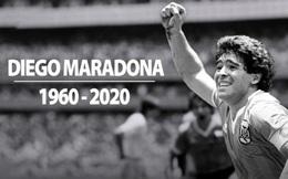 Những câu nói nổi tiếng nhất dành riêng cho Diego Maradona - huyền thoại bóng đá thế giới vừa ra đi mãi mãi ở tuổi 60