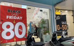 """Black Friday giảm giá """"sập sàn"""" mà hàng vẫn ế"""