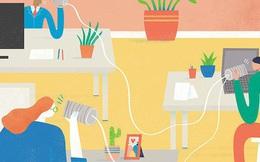 Cao thủ nơi công sở luôn sở hữu cho mình EQ rất cao: chân thành, đổi lập trường, hành động hơn lời nói