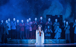 Huyền tích về Quan Thế Âm Bồ Tát ở Chùa Hương: Bài học chữ Hiếu, lòng Nhân trên sân khấu kịch