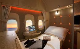 Khoang hạng nhất của Singapore Airlines, Emirates xa xỉ cỡ nào?
