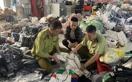 Thêm một cơ sở gia công quần áo gắn mác Adidas, Chanel, Gucci bị bắt quả tang