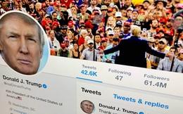 Các mạng xã hội chặn nhiều thẻ về bầu cử, ẩn bài của Trump