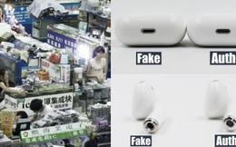"""Vũ trụ AirPods fake: Vén màn bí mật những chiếc tai nghe được làm nhái tinh vi đến mức """"CEO Apple cũng không phân biệt được"""""""