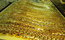 Giá vàng hôm nay 8-11: Tăng gần 2 triệu đồng/lượng so với tuần trước, dự báo tăng tiếp