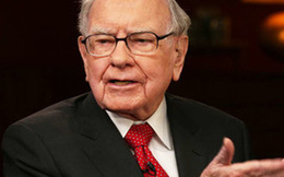Warren Buffett chi kỷ lục 9 tỷ USD mua lại cổ phiếu Berkshire Hathaway