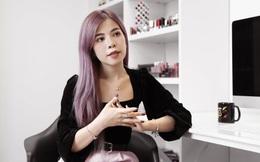 Changmakeup: Từ một nữ sinh lầm lũi gấp 1000 chiếc áo mỗi ngày trong kho đến Giám đốc sáng tạo của Ofélia học cách quản lý nhân sự