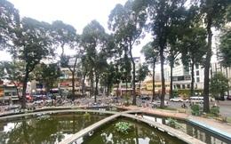 Hồ Con Rùa sắp trở thành phố đi bộ ở TPHCM
