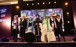 Hơn 9.000 lượt fan hâm mộ cháy hết mình cùng Vietnam - Japan Comic Fes 2020