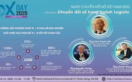 """Tuần tới, hơn 2.500 đại biểu sẽ tập trung để """"mổ xẻ"""" các vấn đề trong câu chuyện chuyển đổi số của Việt Nam"""