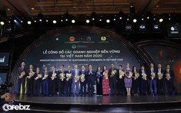 Top 10 doanh nghiệp phát triển bền vững Việt Nam gọi tên Vinamilk, PNJ...