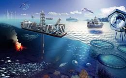 14 quốc gia kiểm soát 30% đại dương khởi động kế hoạch mới xây dựng nền kinh tế biển xanh