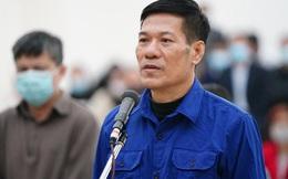 Giám đốc CDC Hà Nội Nguyễn Nhật Cảm nhận 10 năm tù