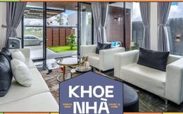 Chuyển về Đà Nẵng sống, chồng mua mảnh đất 180m2 và xây tặng vợ ngôi nhà đẹp như resort