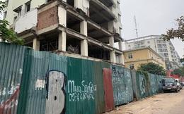 Hà Nội: Hàng loạt dự án trên đất vàng 'ngủ quên' sau tấm áo tôn xanh
