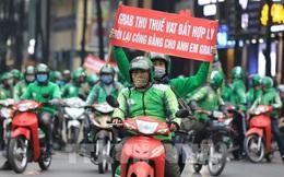 Ngành Thuế đề nghị Grab có trách nhiệm với người lao động