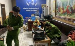 Hàng trăm cảnh sát bao vây, bắt giữ trùm xã hội đen tại Thái Bình