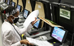 Washington Times: Điều tra máy kiểm phiếu của 1 hạt ở Michigan - Phát hiện cực sốc về tỉ lệ sai sót