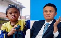 """2 năm được """"tôn sùng"""" vì giống hệt Jack Ma, cậu bé nghèo bị đuổi việc và học lại tiểu học"""