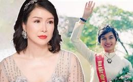 Hoa hậu Bùi Bích Phương: Ngày đăng quang được tặng chiếc xe đạp, giờ là doanh nhân giàu có, cách dạy con cực khác biệt