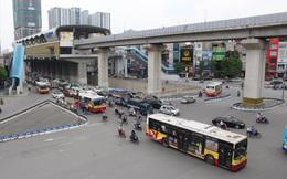 Đường sắt Cát Linh - Hà Đông: Ba kịch bản kết nối với xe buýt