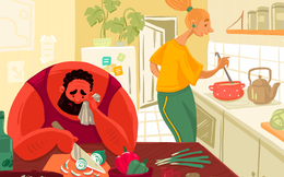 Đặc điểm của một người đàn ông chất lượng: Yêu thích nấu ăn
