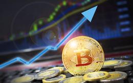 Tăng 10% trong chưa đầy nửa ngày, Bitcoin vượt 22.000 USD