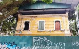 Hà Nội sẽ thí điểm mua lại biệt thự cổ để bảo tồn