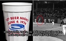 Khuyến mại 10 xu/chai bia, kéo 25.000 người đến sân đấu nhưng lại thành thảm họa marketing: Cái giá của việc coi thường sức uống của đám đông