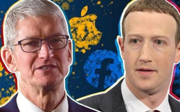 "Facebook ""khẩu chiến"" với Apple"