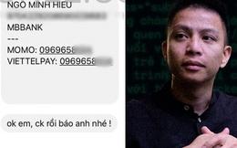 """Nam thanh niên mạo danh Hiếu PC lập tài khoản lừa đảo, chỉ trong chốc lát """"anh em"""" của Hiếu đã tìm được địa chỉ nhà đồng thời gửi lời cảnh báo trên Facebook"""