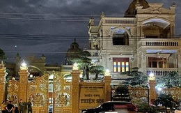 Bắt chủ biệt thự dát vàng nổi tiếng ở Bà Rịa - Vũng Tàu