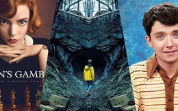 """Top 10 series do Netflix sản xuất: Stranger Things bét bảng, """"gà đẻ trứng vàng"""" The Witcher mất tích, The Queen's Gambit cũng chỉ về đích ở vị trí thứ 2"""