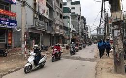Tràn lan công trình lộ thiên phát thải ở Hà Nội