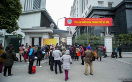 CLIP: Phiên tòa xử vụ án đa cấp Liên Kết Việt triệu tập kỷ lục hơn 6.000 bị hại
