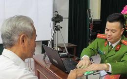 Từ 1/1/2021, công an Hà Nội mở đợt cấp căn cước công dân lưu động