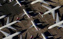 2020 - Năm tồi tệ nhất lịch sử hàng không thế giới