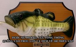 """""""Con cá biết hát"""" đem về 100 triệu USD: Được toàn KOL xịn từ Nữ hoàng Anh đến cựu Tổng thống Mỹ quảng cáo miễn phí"""