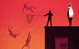 Sự khác biệt giữa CỘT MỐC và TÍN HIỆU trong tư duy: 7 thói quen của những người chắc chắn không thể làm nên chuyện!