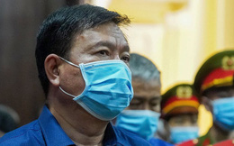 Ông Đinh La Thăng bị phạt 10 năm tù